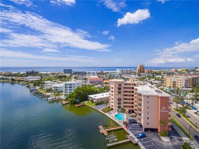 285 107TH Avenue UNIT 606, Treasure Island, FL 33706 - MLS#: U8022304