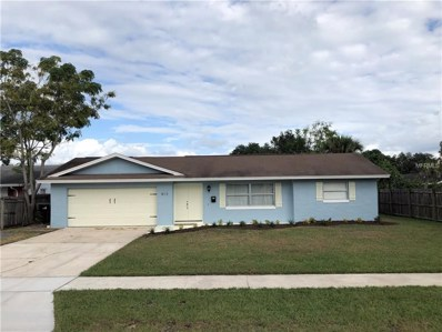 813 Murdock Boulevard, Orlando, FL 32825 - MLS#: U8022329