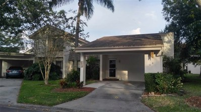 2618 Cedar View Court UNIT 95B, Clearwater, FL 33761 - MLS#: U8022367