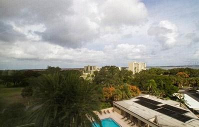2621 Cove Cay Drive UNIT 707, Clearwater, FL 33760 - MLS#: U8022564