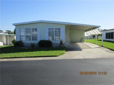 39820 U S Hwy 19 N #158, Tarpon Springs, FL 34689 - MLS#: U8022671