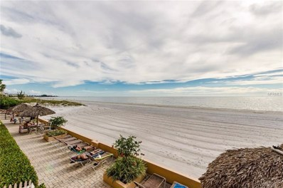 13720 Gulf Boulevard UNIT 205, Madeira Beach, FL 33708 - MLS#: U8022728