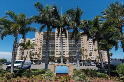 880 Mandalay Avenue UNIT N1011, Clearwater Beach, FL 33767 - MLS#: U8022879