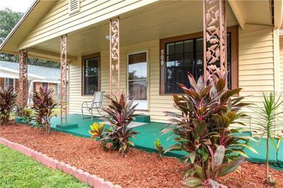 508 N Merrin Street, Plant City, FL 33563 - MLS#: U8022895
