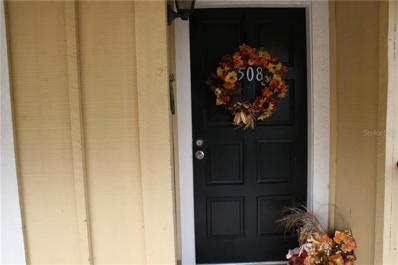 200 Country Club Drive UNIT 508, Largo, FL 33771 - MLS#: U8022987