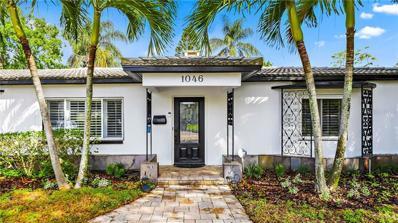 1046 Snell Isle Boulevard NE, St Petersburg, FL 33704 - MLS#: U8022994