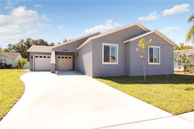 8448 Red Roe Drive, New Port Richey, FL 34653 - MLS#: U8023009