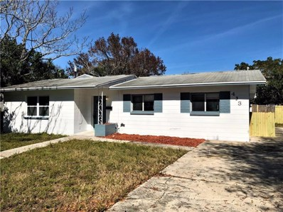 433 Hampton Avenue NE, St Petersburg, FL 33703 - MLS#: U8023082