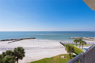 6950 Beach Plaza UNIT 407, St Pete Beach, FL 33706 - MLS#: U8023116