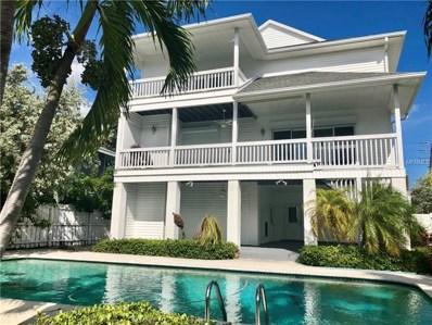 4100 Belle Vista Drive, St Pete Beach, FL 33706 - MLS#: U8023186