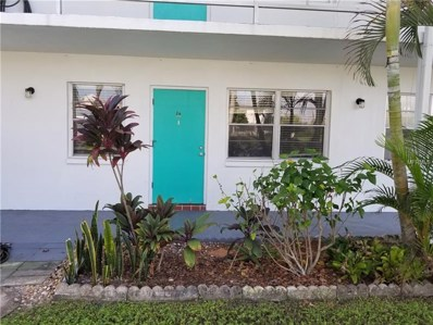 6100 21ST Street N UNIT 7, St Petersburg, FL 33714 - MLS#: U8023198