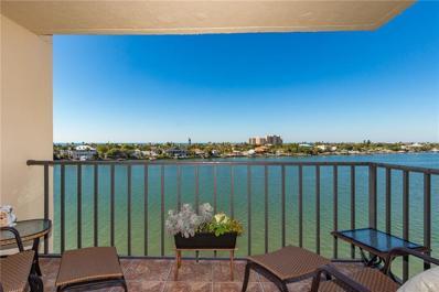 750 Island Way UNIT 604, Clearwater Beach, FL 33767 - MLS#: U8023388