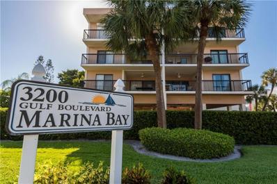3200 Gulf Boulevard UNIT 108, St Pete Beach, FL 33706 - #: U8023490