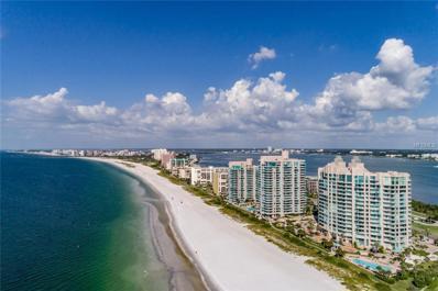 1520 Gulf Boulevard UNIT 1402, Clearwater Beach, FL 33767 - #: U8023501