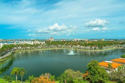 6287 Bahia Del Mar Circle UNIT 906, St Petersburg, FL 33715 - MLS#: U8023540