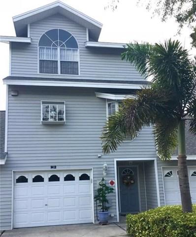 11722 Currie Lane UNIT H2, Largo, FL 33774 - MLS#: U8023658
