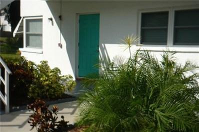 6050 21ST Street N UNIT 9, St Petersburg, FL 33714 - MLS#: U8023718