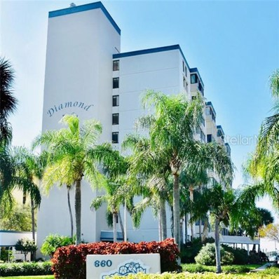 660 Island Way UNIT 401, Clearwater Beach, FL 33767 - #: U8023743