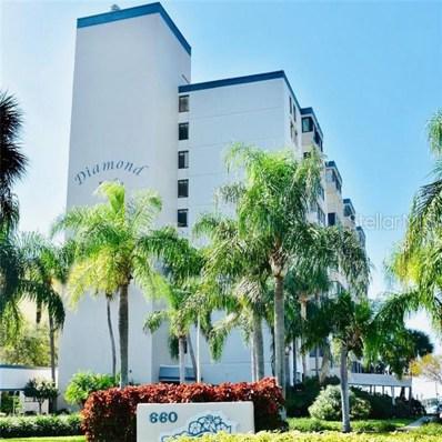 660 Island Way UNIT 401, Clearwater Beach, FL 33767 - MLS#: U8023743