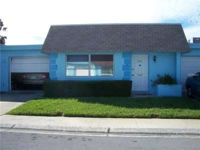 8460 Jeffrey N UNIT 16, Pinellas Park, FL 33781 - MLS#: U8024049