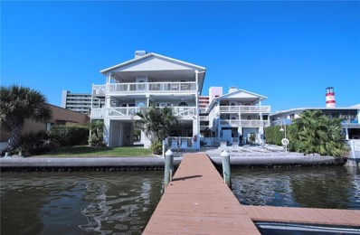 20019 Gulf Boulevard UNIT 4, Indian Shores, FL 33785 - MLS#: U8024144
