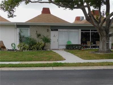 4348 Tahitian Gardens Circle UNIT B, Holiday, FL 34691 - MLS#: U8024195