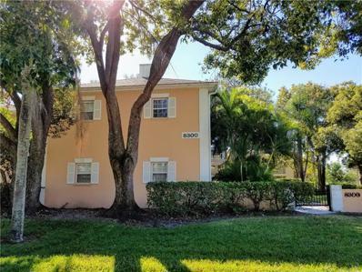 8300 Bardmoor Boulevard UNIT 110, Seminole, FL 33777 - MLS#: U8024201