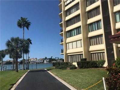 700 Island Way UNIT 401, Clearwater Beach, FL 33767 - MLS#: U8024382