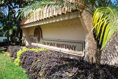 4770 Brittany Drive S UNIT 15, St Petersburg, FL 33715 - MLS#: U8024437