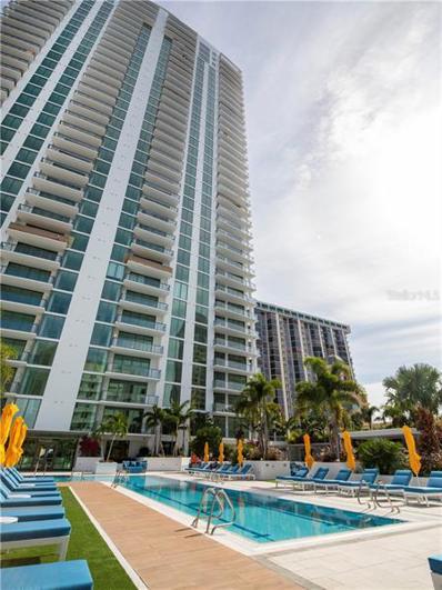 100 1ST Avenue N UNIT 0701, St Petersburg, FL 33701 - MLS#: U8024474