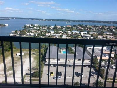 400 Island Way UNIT 1508, Clearwater Beach, FL 33767 - MLS#: U8024691