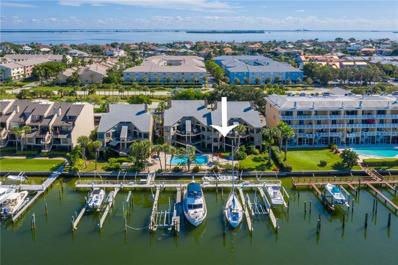 534 Pinellas Bayway S UNIT 102, Tierra Verde, FL 33715 - MLS#: U8024876