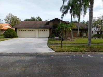 3190 Edgemoor Drive, Palm Harbor, FL 34685 - MLS#: U8024904