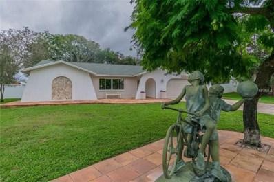 1601 Gulf Road, Tarpon Springs, FL 34689 - MLS#: U8025007