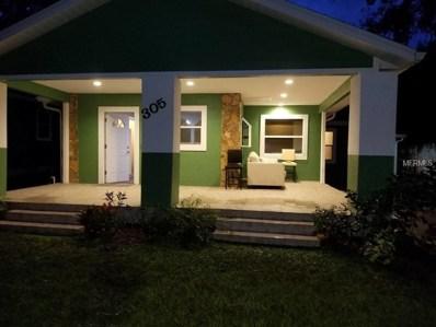 305 E Clinton Street, Tampa, FL 33604 - MLS#: U8025067