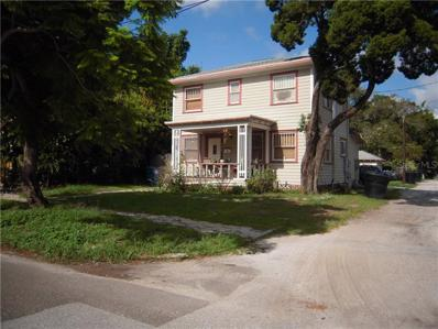 244 25TH Street N, St Petersburg, FL 33713 - MLS#: U8025110