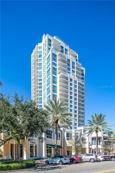 400 Beach Drive NE UNIT 903, St Petersburg, FL 33701 - MLS#: U8025307