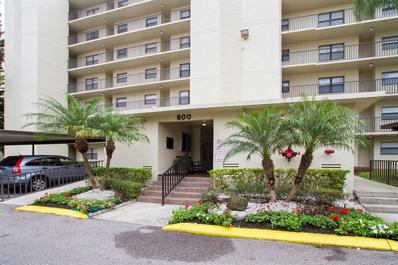 800 Cove Cay Drive UNIT 2C, Clearwater, FL 33760 - MLS#: U8025373