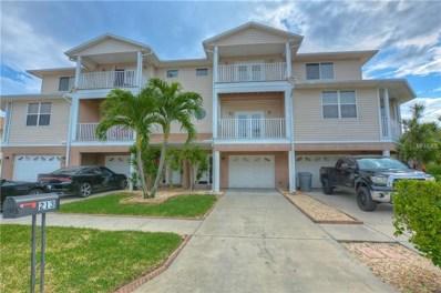 213 126TH Avenue, Treasure Island, FL 33706 - MLS#: U8025624
