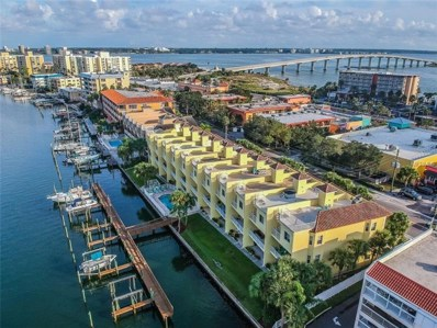 656 Bayway Boulevard UNIT 3, Clearwater Beach, FL 33767 - MLS#: U8025732