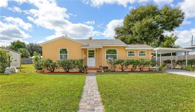 1256 Essex Drive N, St Petersburg, FL 33710 - MLS#: U8025792