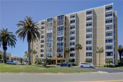 855 Bayway Boulevard UNIT 506, Clearwater Beach, FL 33767 - MLS#: U8025793