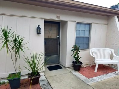 1481 Feather Drive UNIT 63A, Clearwater, FL 33759 - MLS#: U8025834