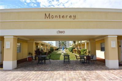 17880 Gulf Boulevard UNIT 5, Redington Shores, FL 33708 - MLS#: U8026014