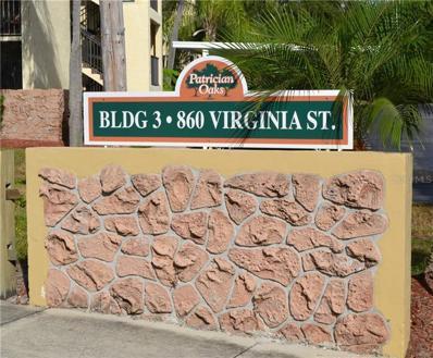 860 Virginia Street UNIT 204, Dunedin, FL 34698 - MLS#: U8026171
