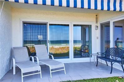 3400 Gulf Boulevard UNIT 102, Belleair Beach, FL 33786 - MLS#: U8026177
