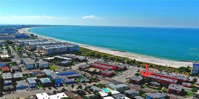 6900 Sunset Way Drive S UNIT 604, St Pete Beach, FL 33706 - MLS#: U8026242