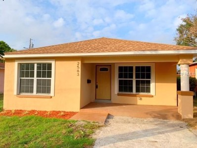 2563 13TH Avenue S, St Petersburg, FL 33712 - MLS#: U8026437