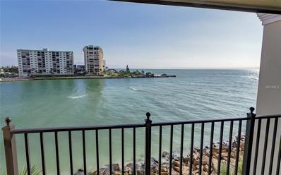 7403 Bayshore Drive UNIT 403, Treasure Island, FL 33706 - MLS#: U8026520