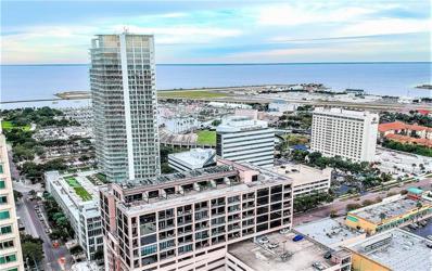 175 2ND Street S UNIT 808, St Petersburg, FL 33701 - MLS#: U8026543